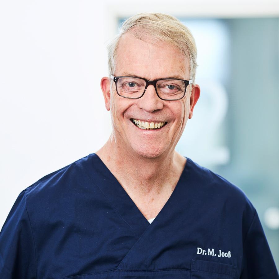 Dr. Manfred Jooß, Dr. Manfred Jooß